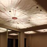 Фото ASS-072 Частный интерьер. Светодиодная подсветка установлена в потолочные ниши.