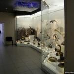 Стеклянные витрины для музея.