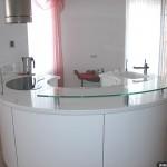 Изделия из стекла и с применением стекла для вашей кухни.