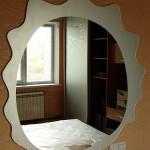 Зеркало от дизайнера.