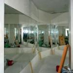 Большие зеркала для спортивных залов.