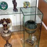 Стеклянные витрины под заказ для экспозиций музеев.
