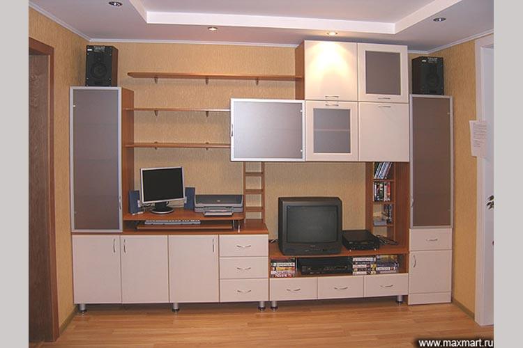 Мебель корпусная для гостиной.