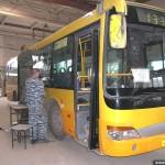 Автостекла для автобусов и троллейбусов.