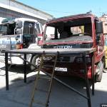 Автостекла лобовые для грузовиков.